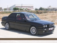 1989 BMW 3 Series, 1990 BMW 325 325i picture