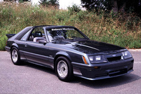 1985 Ford Mustang Saleen picture