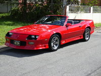Picture of 1991 Chevrolet Camaro RS Convertible RWD, gallery_worthy