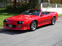 1991 Chevrolet Camaro RS Convertible, 1991 Chevrolet Camaro 2 Dr RS Convertible picture