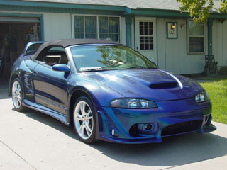 Picture of 1999 Mitsubishi Eclipse Spyder