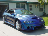 1999 Mitsubishi Eclipse Spyder Picture Gallery