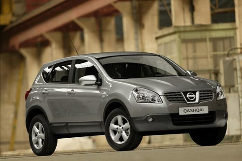 Picture of 2008 Nissan Qashqai