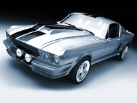 Picture of 1967 Ford Mustang Shelby GT500