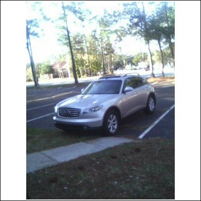 2004 infiniti fx35 pictures cargurus picture of 2004 infiniti fx35 awd sciox Gallery