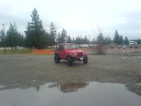 Picture of 2002 Jeep Wrangler Sport