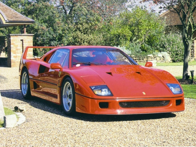 Picture of 1987 Ferrari F40, gallery_worthy