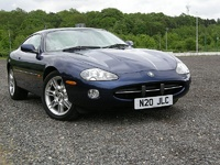 1998 Jaguar XK-Series, 2001 Jaguar XK-Series 2 Dr XK8 Coupe picture