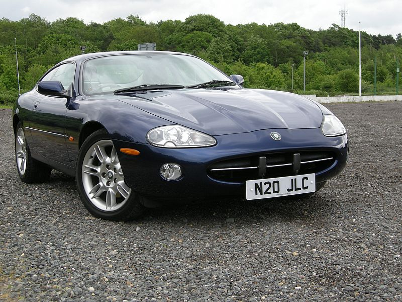 Picture of 1998 Jaguar XK-Series