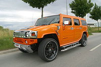 Picture of 2003 Hummer H2, gallery_worthy
