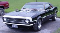 1968 Chevrolet Camaro Picture Gallery
