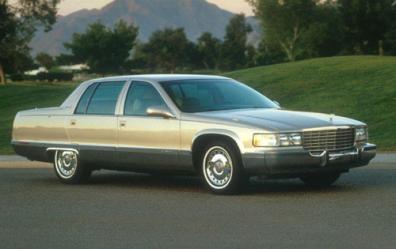 Fleetwood Cadillac 1993