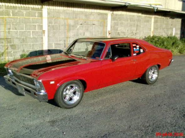 Picture of 1968 Chevrolet Nova