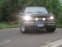 Picture of 1996 Chevrolet Tahoe LT 4-Door 4WD, gallery_worthy