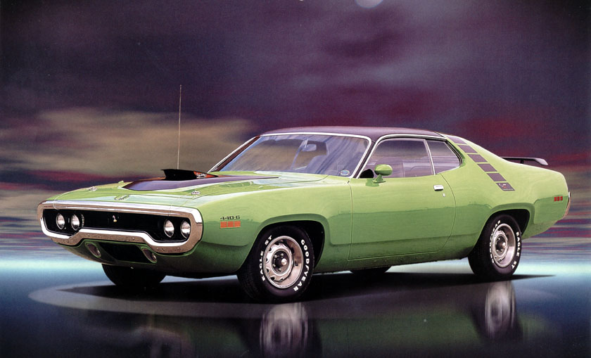 1971 plymouth road runner classic automobiles. Black Bedroom Furniture Sets. Home Design Ideas