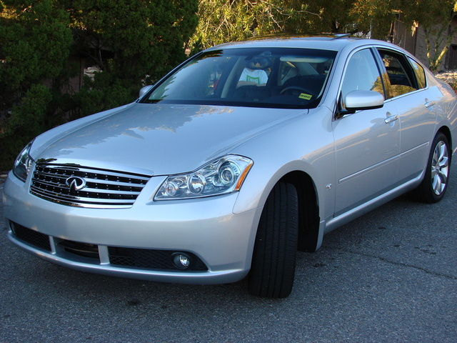 Picture of 2006 INFINITI M35 Luxury