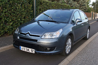 2006 Citroen C4 Overview