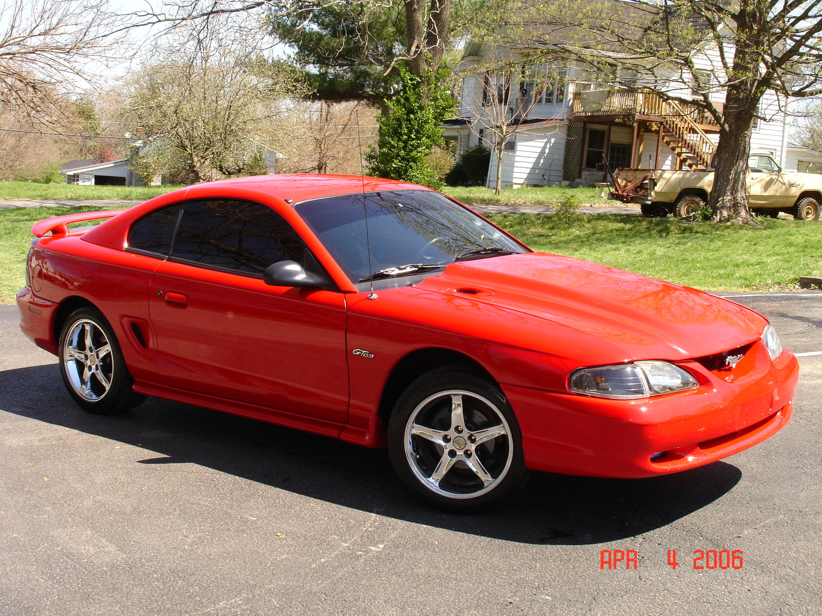 1996 ford mustang other pictures cargurus. Black Bedroom Furniture Sets. Home Design Ideas