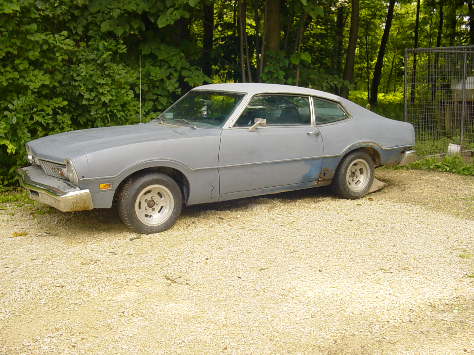 1975 Ford Maverick 1974 ford maverick picture