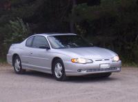 2000 Chevrolet Monte Carlo Picture Gallery