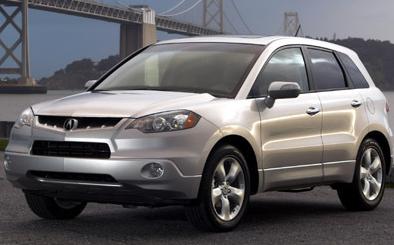 The 2008 Acura RDX