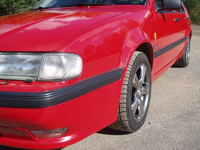 Picture of 1998 Saab 9000, gallery_worthy