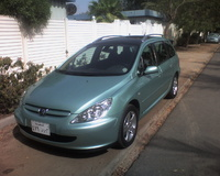 2004 Peugeot 307 Overview