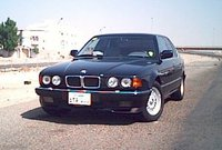 Picture of 1994 BMW 7 Series 740iL