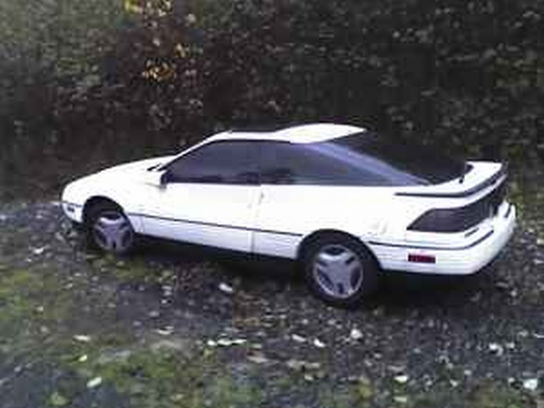 1989 Ford Probe Turbo. 1990 Ford Probe