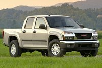 2005 GMC Canyon Overview