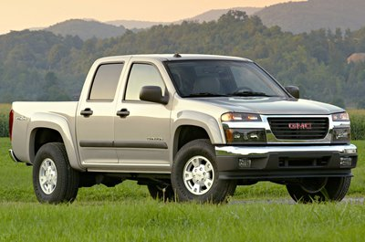 Picture of 2005 GMC Canyon SLE Z71 Crew Cab 4WD
