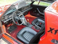 1973 FIAT X1/9 Overview
