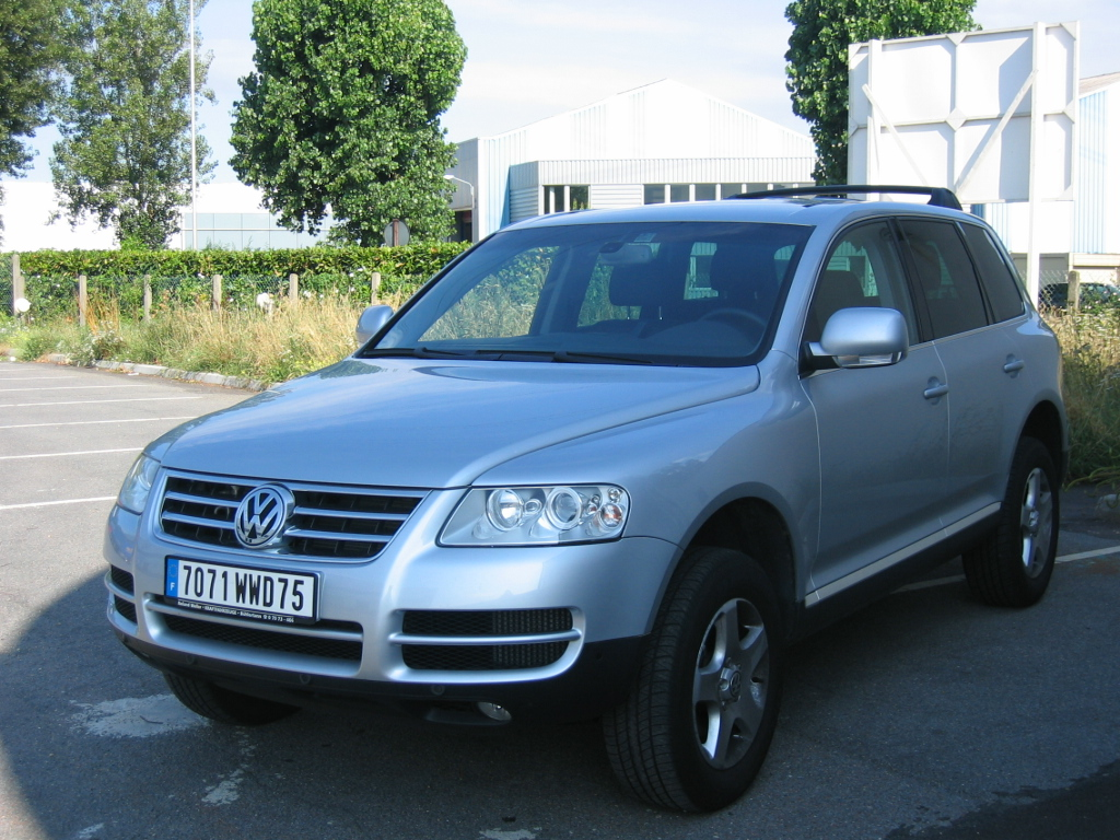 2005 volkswagen touareg suv consumer autos post. Black Bedroom Furniture Sets. Home Design Ideas