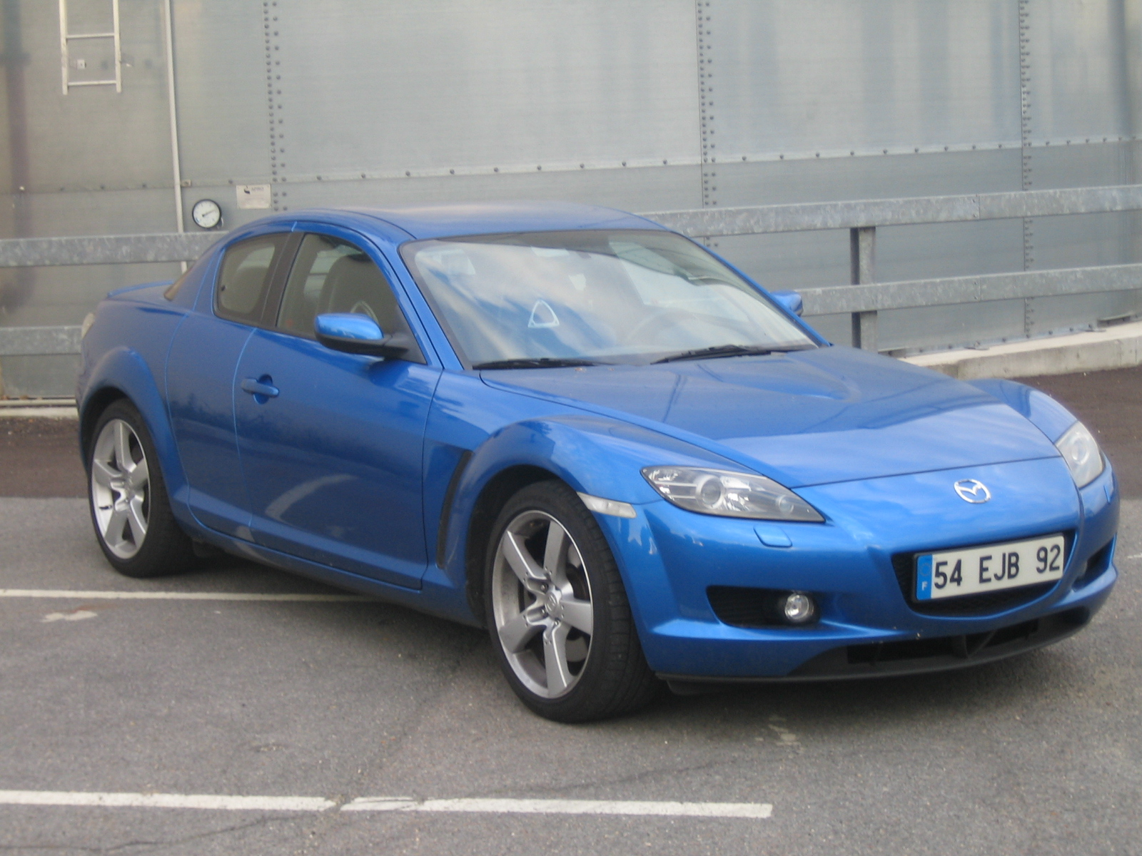 2004 mazda rx 8 grand touring car pictures. Black Bedroom Furniture Sets. Home Design Ideas