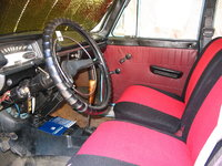 1971 Moskvitch 412 Overview