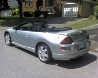Picture of 2001 Mitsubishi Eclipse Spyder GT Spyder, exterior