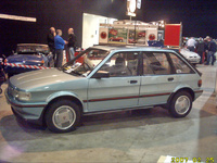 1984 MG Maestro Overview