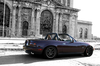 1995 Mazda MX-5 Miata M-Edition, 1995 Mazda MX-5 Miata 2 Dr M-Edition Convertible picture