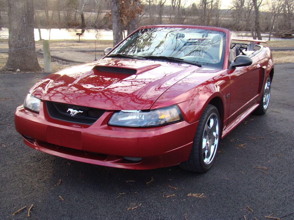 2003 Ford Mustang - Overview - CarGurus