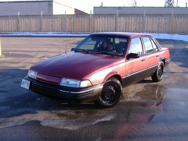 Picture of 1992 Chevrolet Cavalier RS Sedan FWD, gallery_worthy