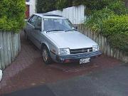 1985 Mitsubishi Tredia Overview