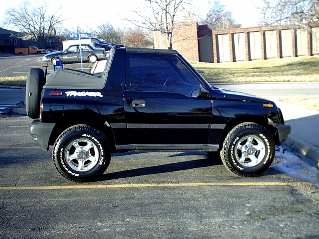 Picture of 1997 Geo Tracker 2 Dr STD Convertible, gallery_worthy