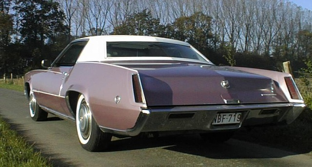 Picture of 1969 Cadillac Eldorado, gallery_worthy