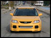 Picture of 2003 Mazda MAZDASPEED Protege 4 Dr Turbo Sedan (2003.5), gallery_worthy