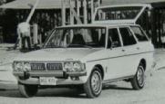 1973 Dodge Colt Overview