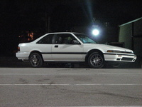 1989 Honda Accord DX Coupe, 1989 Honda Accord Coupe DX picture