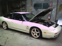 Picture of 1990 Nissan 240SX 2 Dr SE Hatchback
