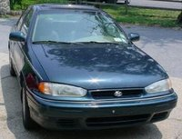Picture of 1994 Hyundai Elantra 4 Dr GLS Sedan