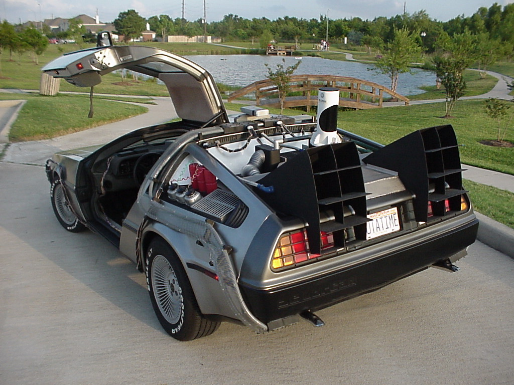 1983 Delorean Dmc 12 Pic 38289