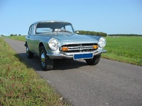 1970 Honda S800 Overview